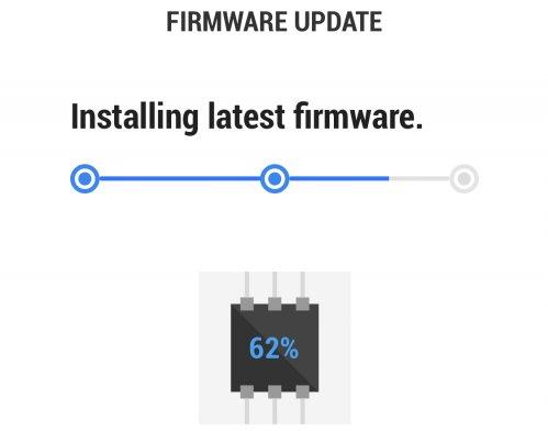 Actualizare firmware DJI Osmo Pocket