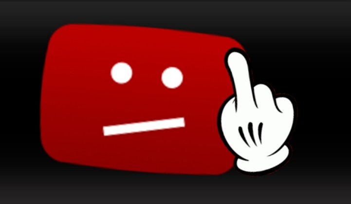 Drepturi de autor pe Youtube