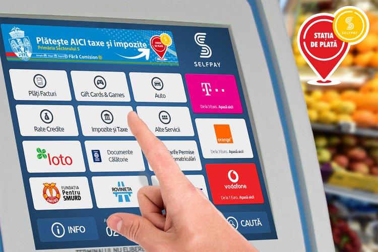 Selfpay pregătește o nouă aplicație mobilă cu funcționalități noi